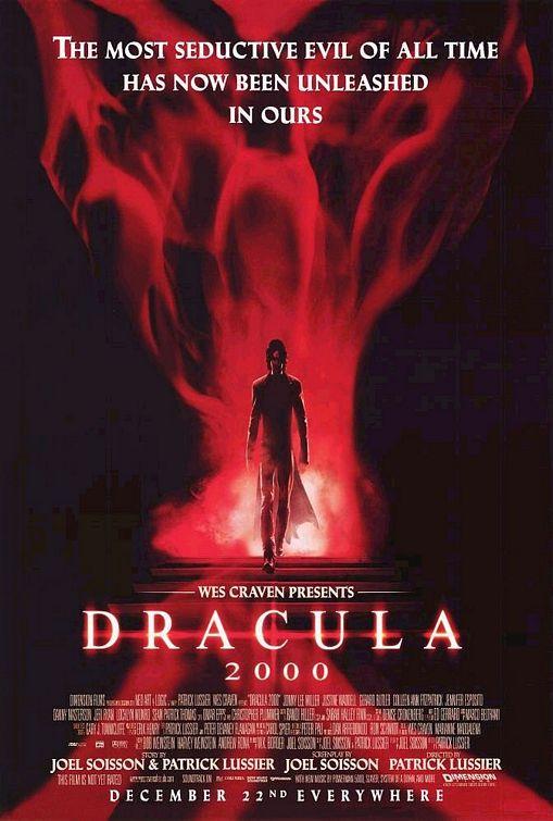 плакат фильма Дракула  2000
