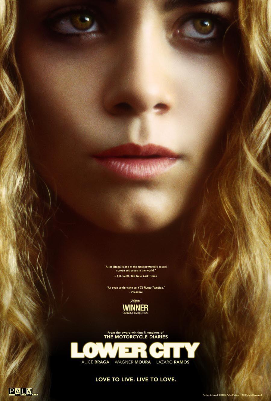плакат фильма Нижний город