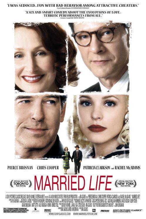 плакат фильма Супружество