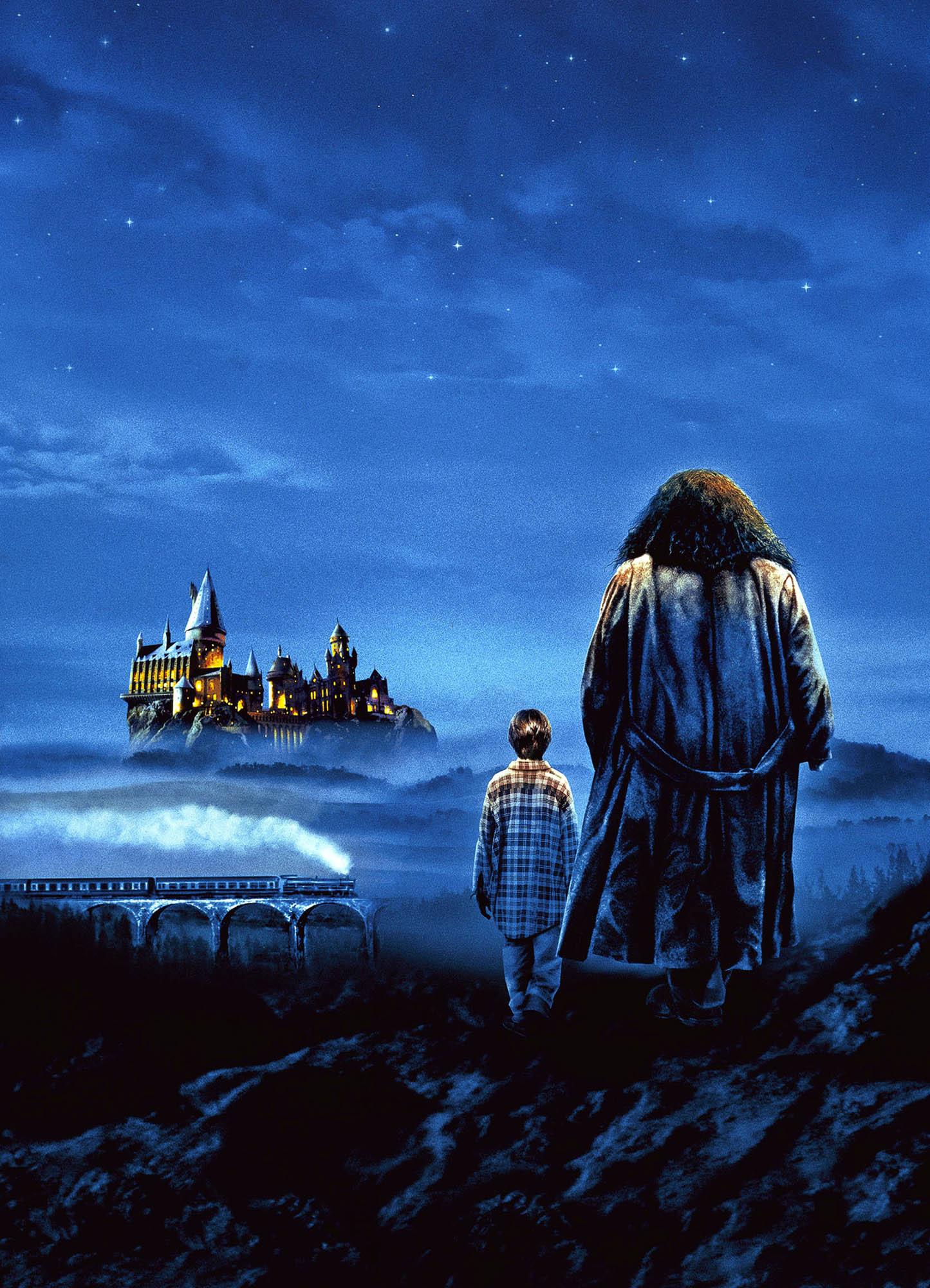 концепт-арты Гарри Поттер и Философский камень