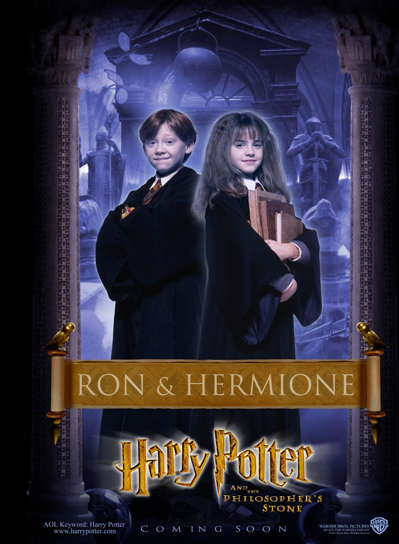 плакат фильма характер-постер Гарри Поттер и Философский камень