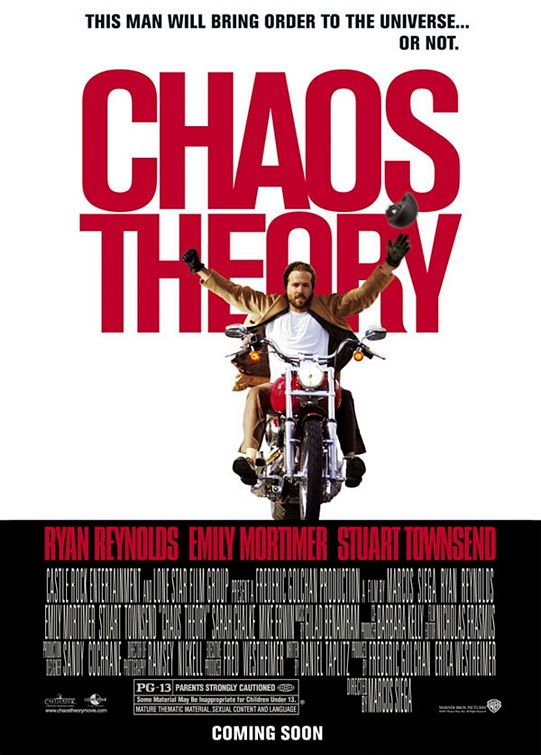 плакат фильма Теория хаоса