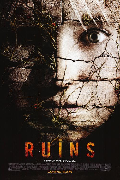 плакат фильма Руины