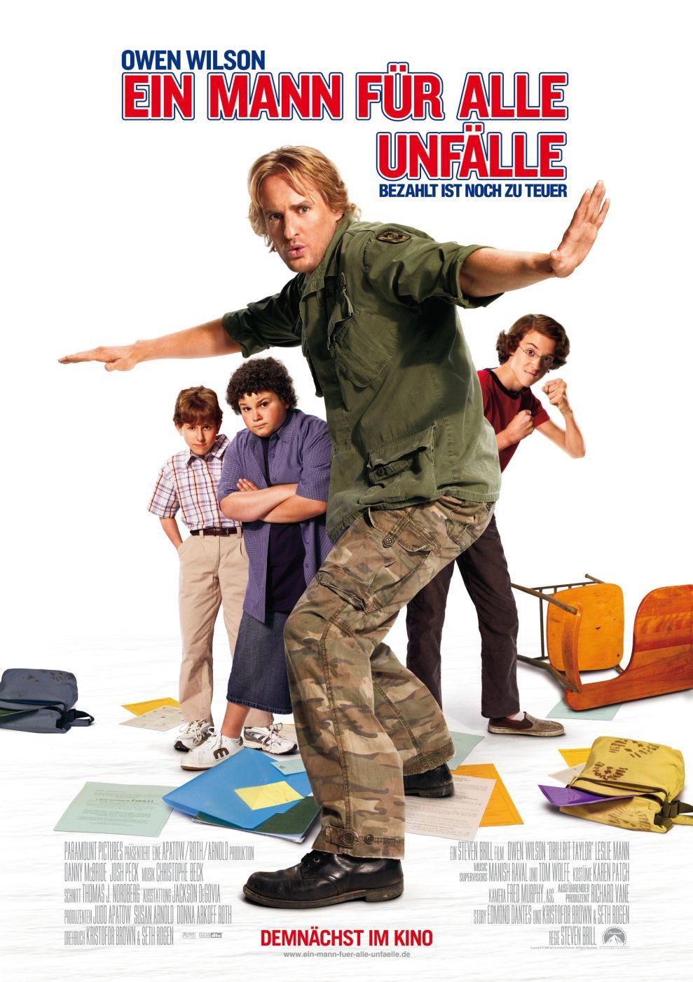 плакат фильма Школа выживания