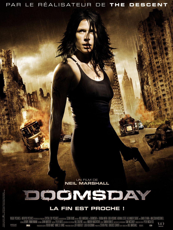 плакат фильма Судный день