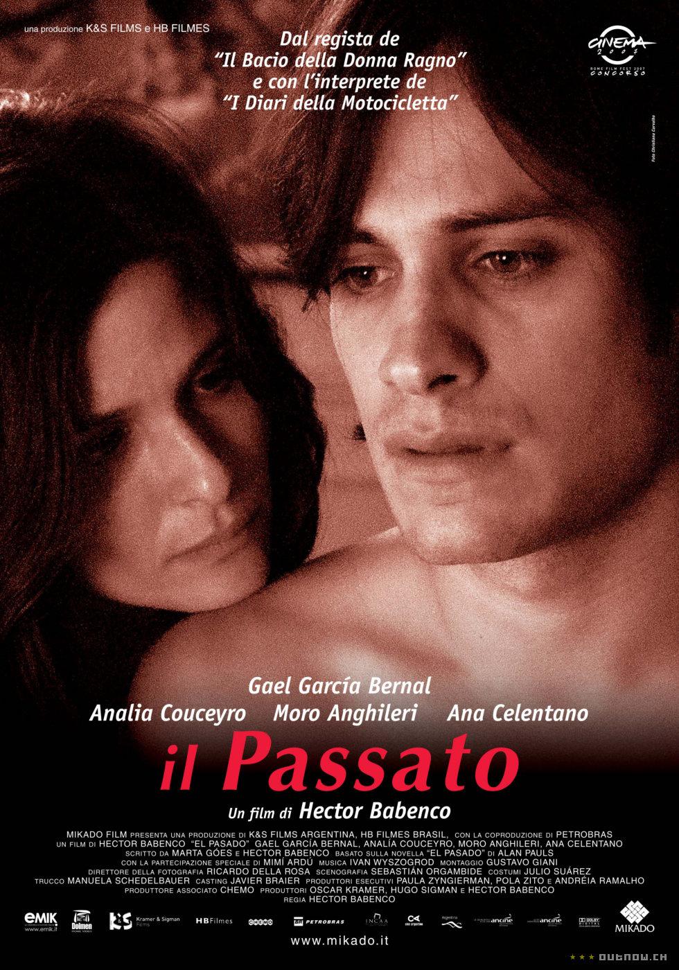 плакат фильма Прошлое