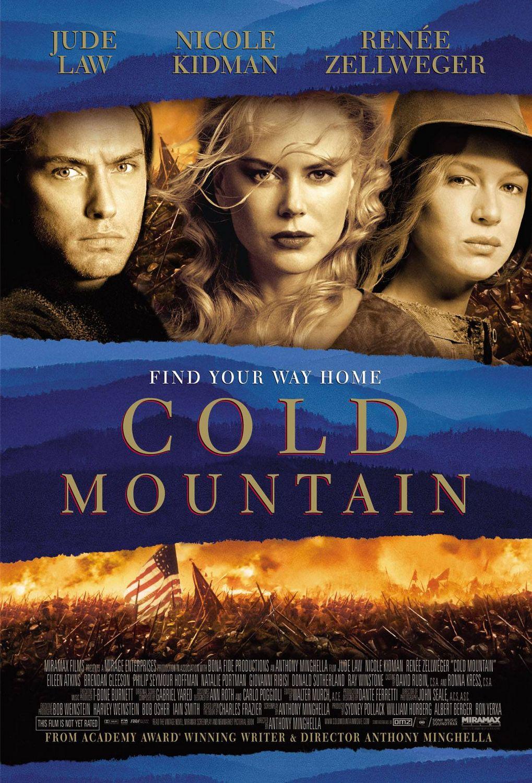 плакат фильма Холодная гора