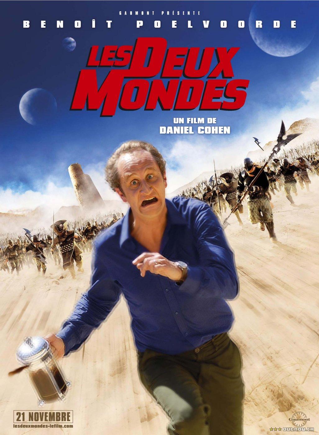 плакат фильма Два мира