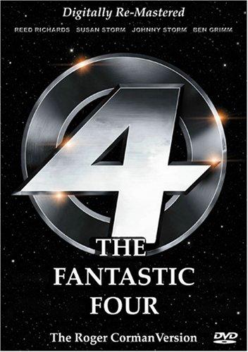 плакат фильма DVD Фантастическая четверка*