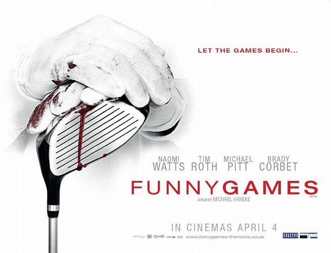 плакат фильма Забавные игры