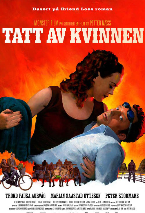 плакат фильма Во власти женщины