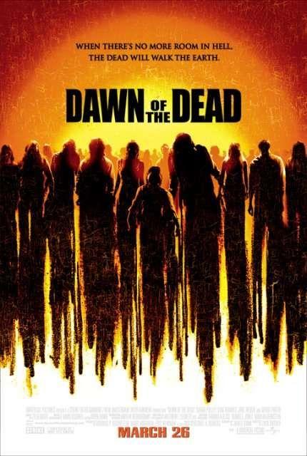 плакат фильма Рассвет мертвецов