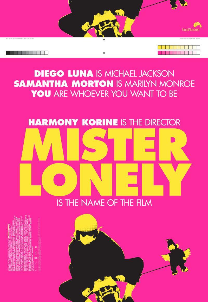 плакат фильма Мистер Одиночество