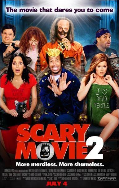 плакат фильма Очень страшное кино 2