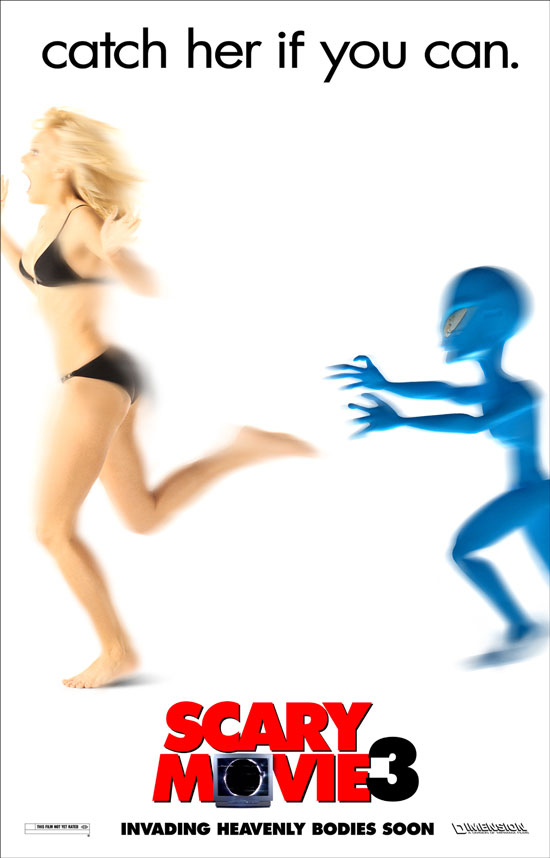 плакат фильма Очень страшное кино 3