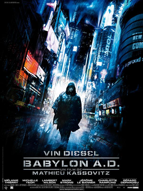 плакат фильма Вавилон нашей эры