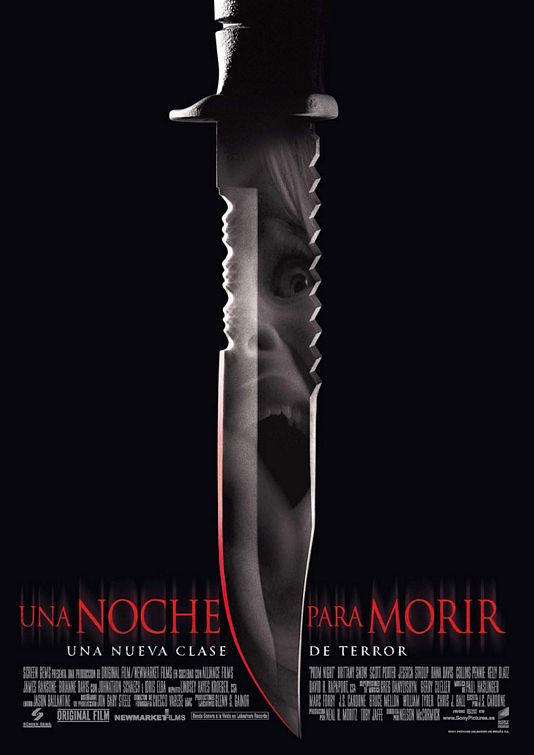 плакат фильма Выпускной