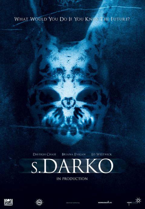 плакат фильма С. Дарко*