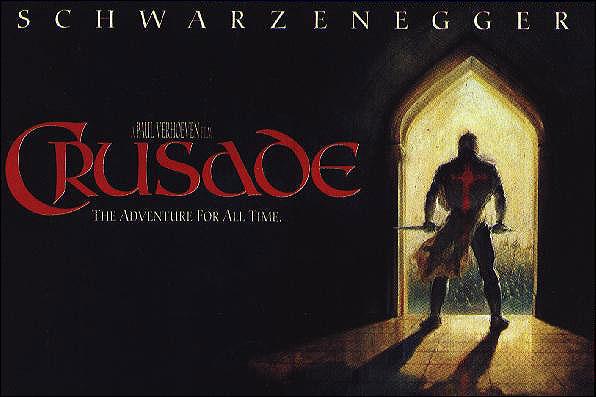 плакат фильма Крестовый поход