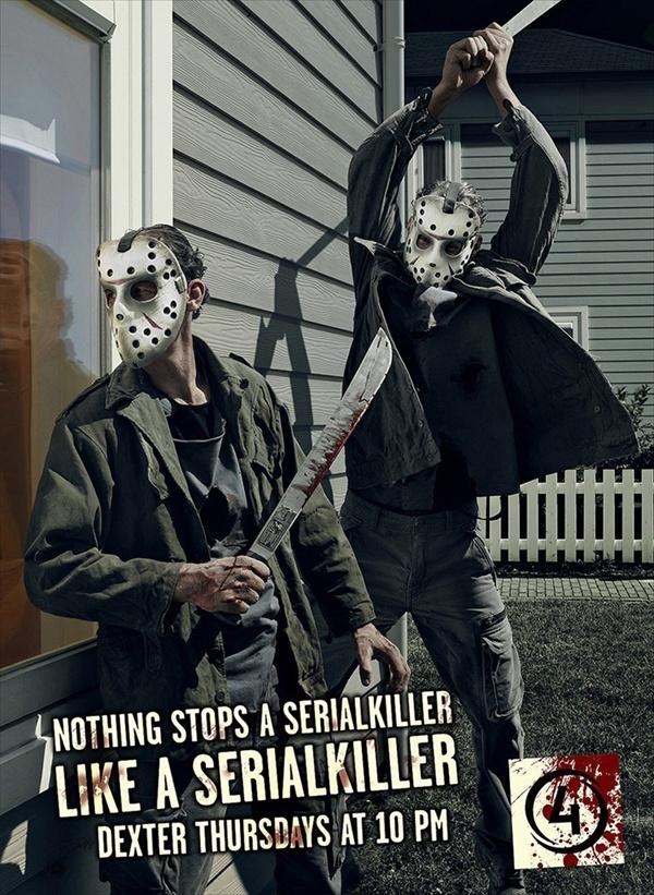 плакат фильма другие сезон 1 Декстер