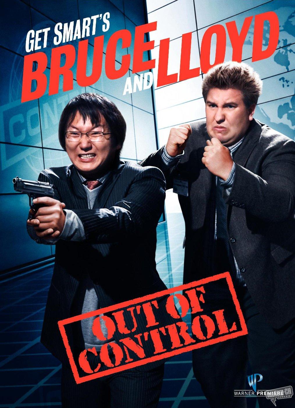 плакат фильма Напряги извилины: Брюс и Ллойд без тормозов
