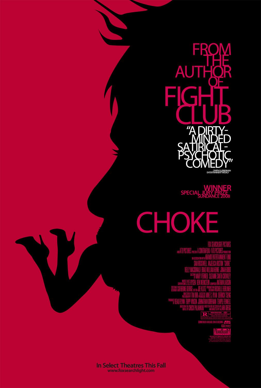 плакат фильма Удушье