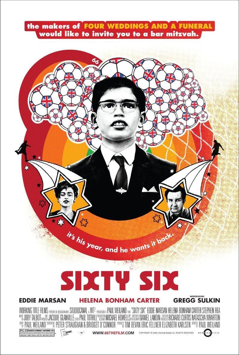 плакат фильма Шестьдесят шесть
