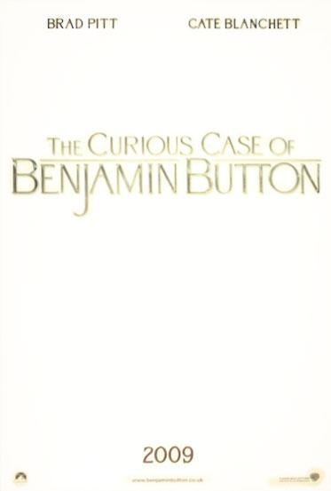 плакат фильма Загадочная история Бенджамина Баттона