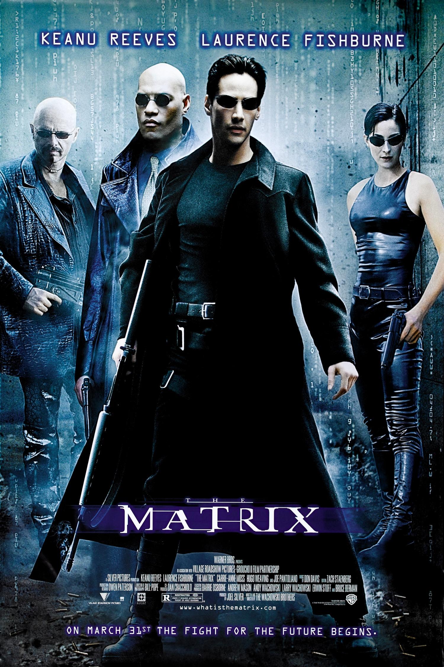 «Матрица Онлайн Смотреть Фильм» — 2004