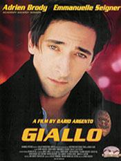 плакат фильма Джалло*