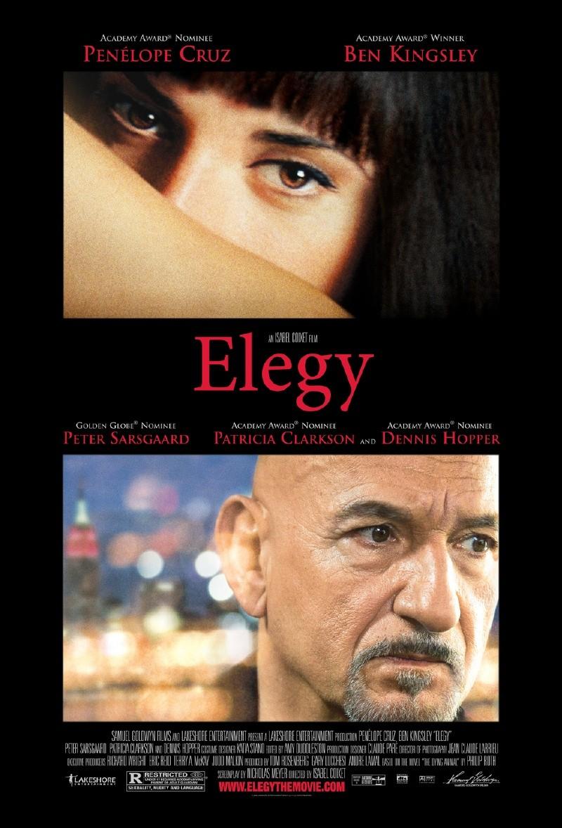 плакат фильма Элегия