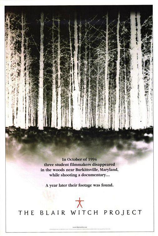плакат фильма Ведьма из Блэр: Курсовая с того света