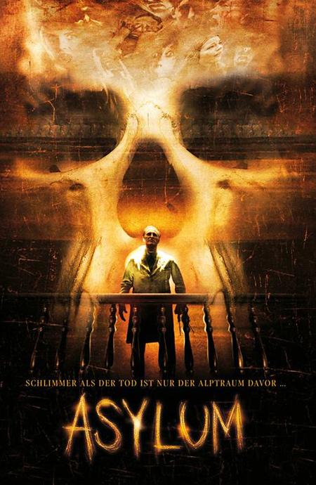 плакат фильма Психушка