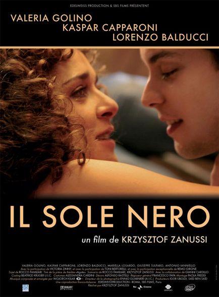 плакат фильма Черное Солнце