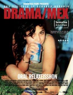 плакат фильма Драма/Мекс