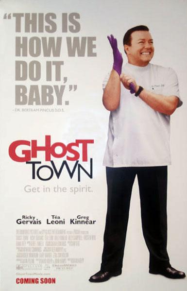 плакат фильма Город призраков*