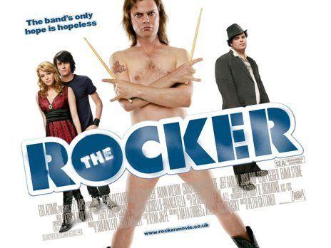 плакат фильма Голый барабанщик