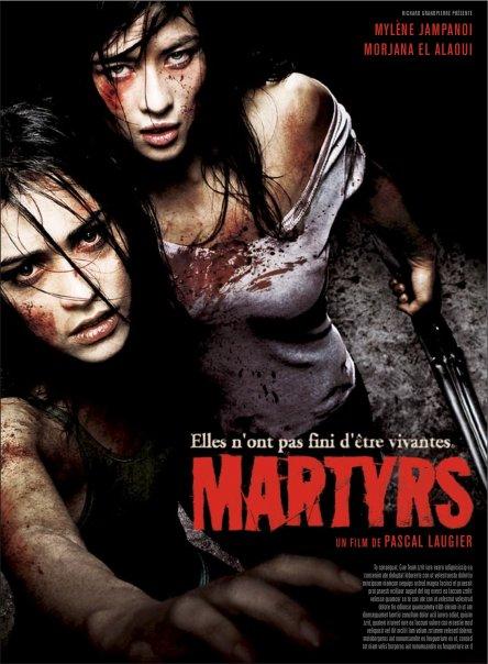 плакат фильма Мученицы