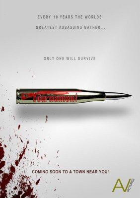 плакат фильма Турнир