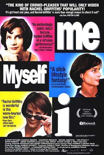 плакат фильма Я, опять я и снова я
