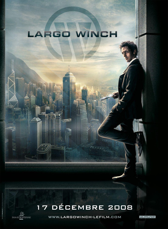 плакат фильма постер Ларго Винч: Начало