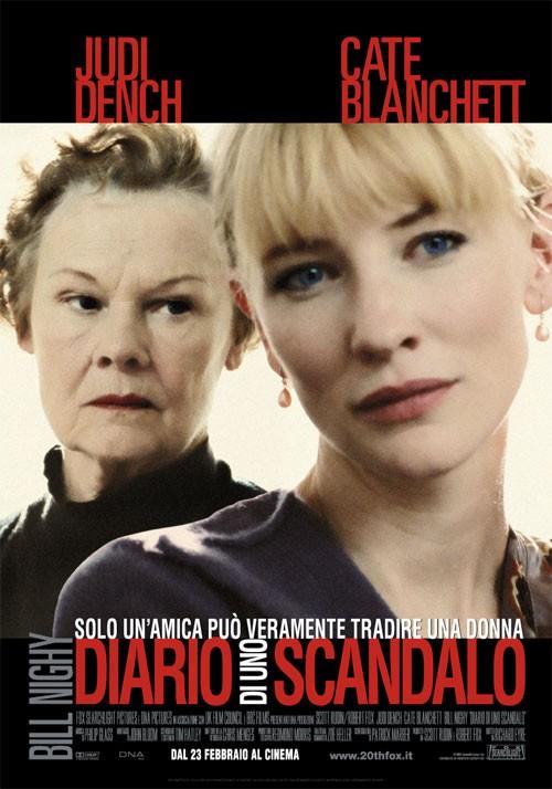 плакат фильма Скандальный дневник