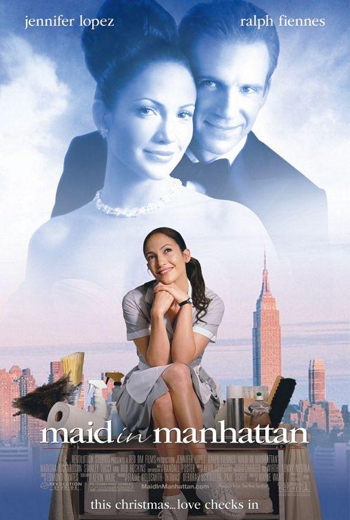 плакат фильма Госпожа горничная