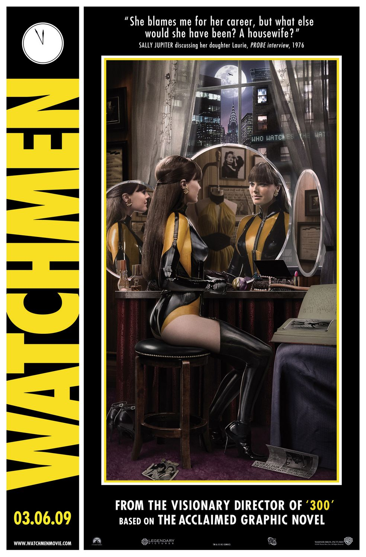 плакат фильма Хранители