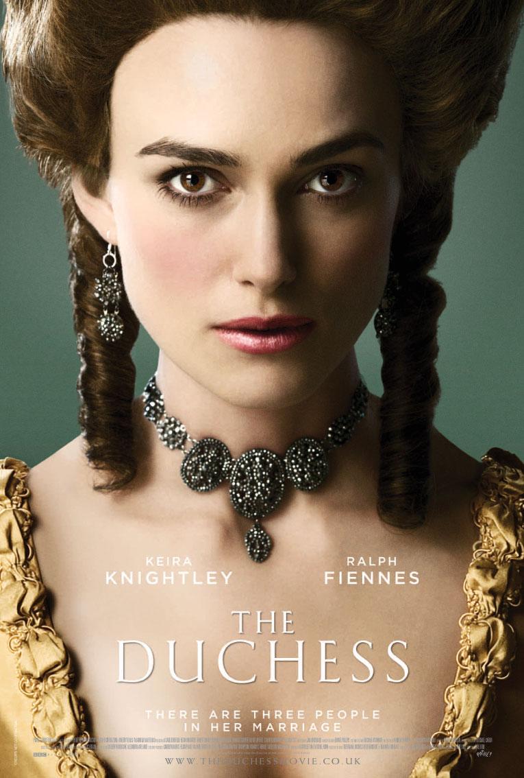 плакат фильма Герцогиня