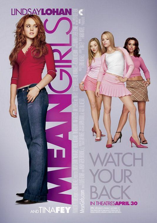 плакат фильма Дрянные девчонки