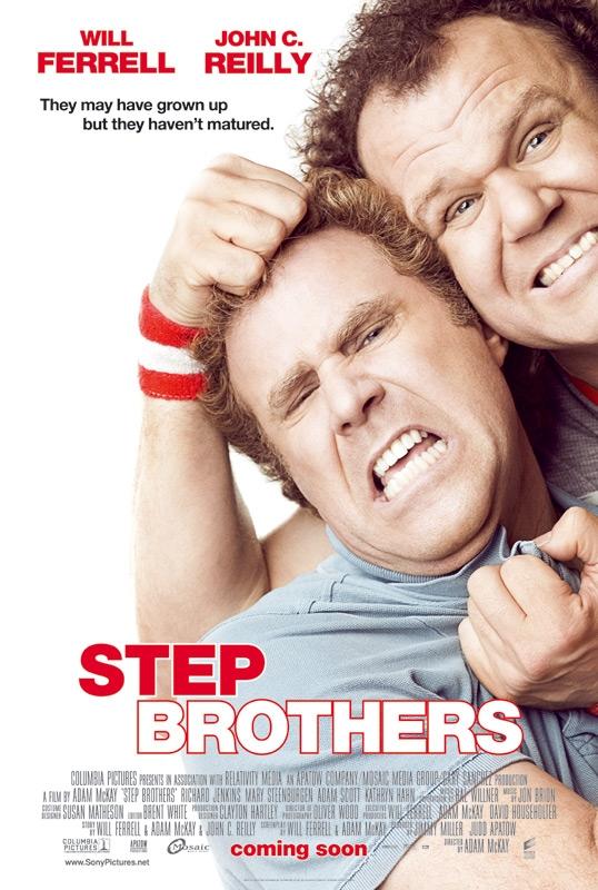 плакат фильма Сводные братья