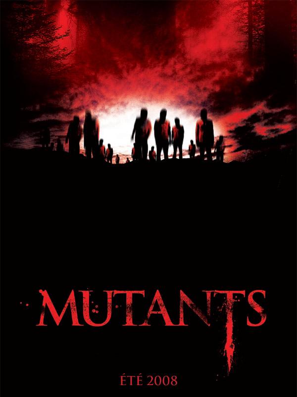 плакат фильма сейлс-арт Мутанты