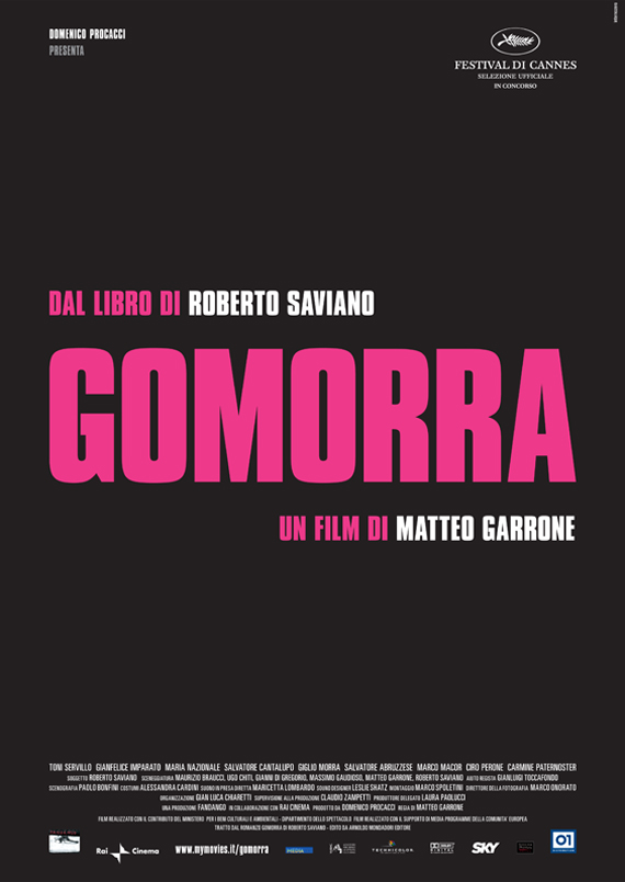 плакат фильма Гоморра