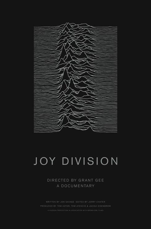 плакат фильма Joy Division